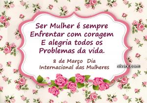 Dia internacional das mulheres celular e whatsapp bnmkut