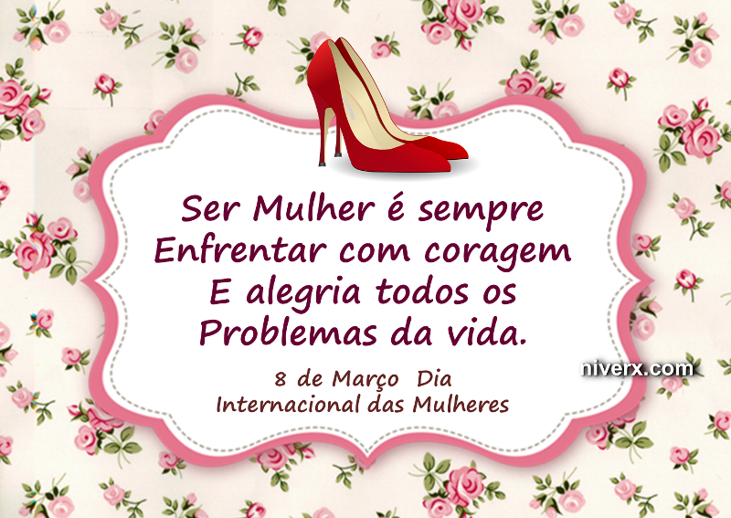 Dia internacional das mulheres celular e whatsapp bnmmnkut