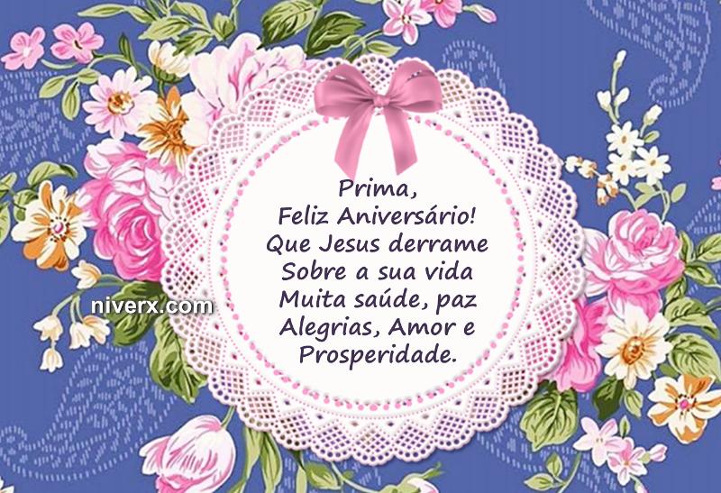 Mensagens De Aniversario Para Prima: Pin Parabens-prima-imagens-e-recados-de On Pinterest