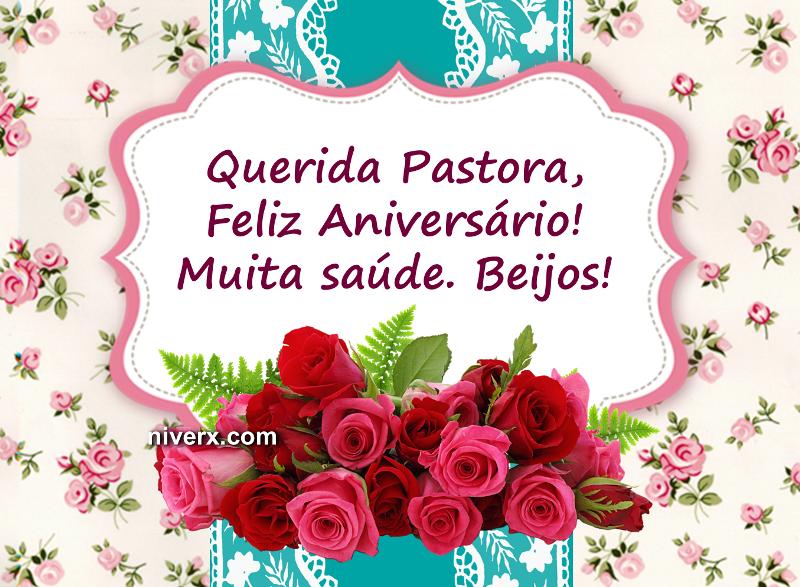 Frases Para Aniversário De Sobrinha Celular Whatsapp: Feliz Aniversário Para Pastora