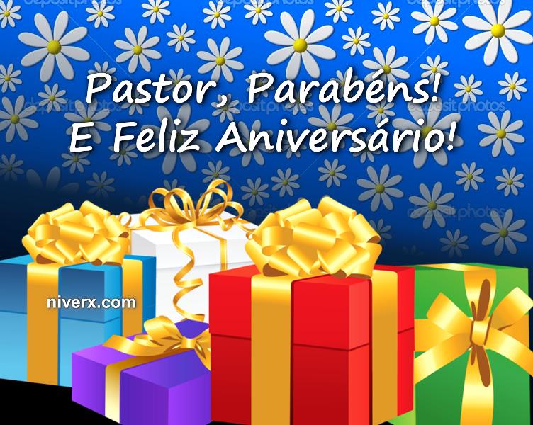 Mensagem Aniversario De Pastor: Mensagem De Aniversário Para Pastor