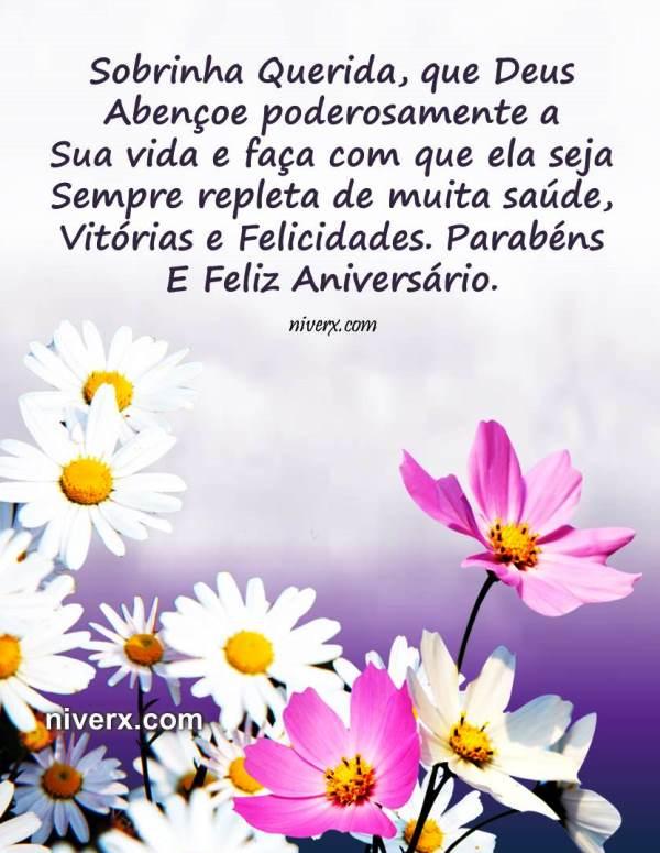 Tag Frases De Feliz Aniversario Para Sobrinha Facebook
