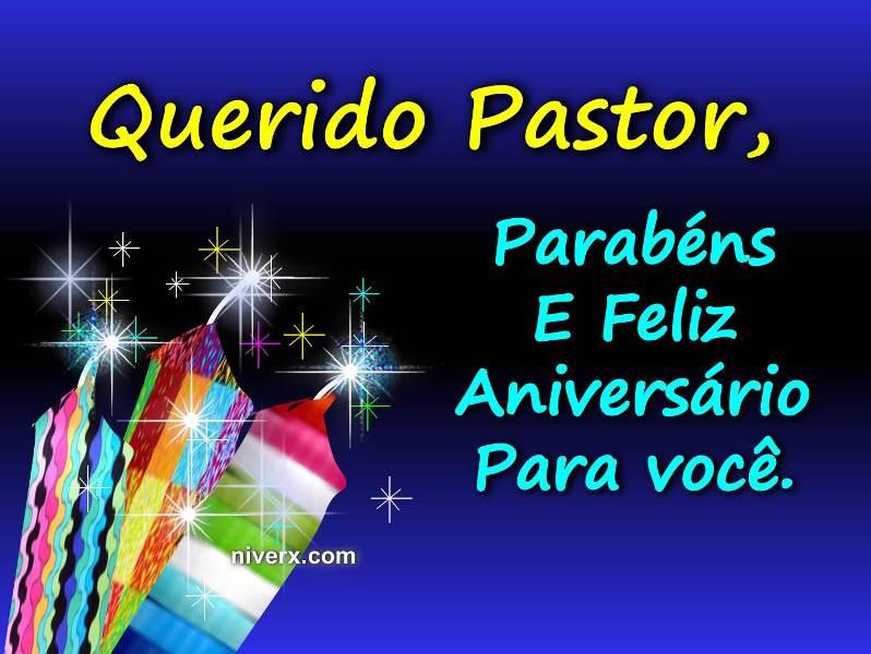 Mensagem Aniversario De Pastor: Mensagem De Aniversário Para Pastor Whatsapp