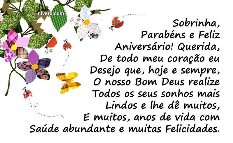 Tag Frases De Feliz Aniversario Para Sobrinha De 3 Anos