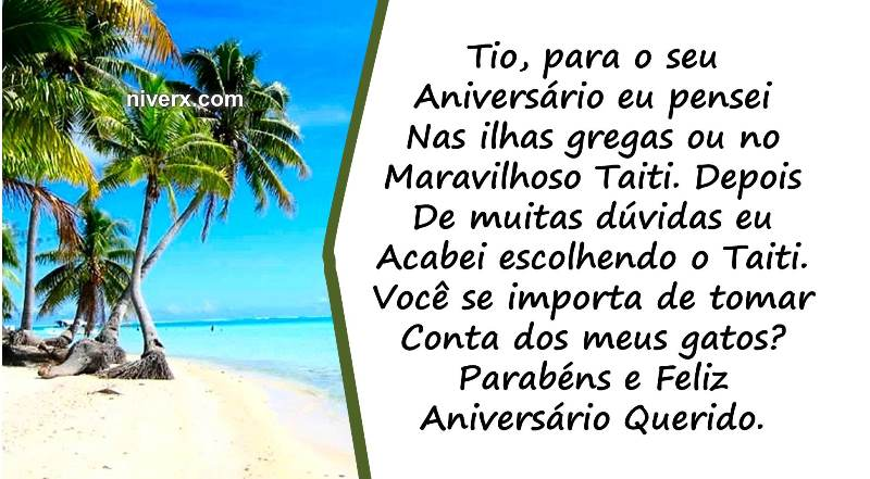 Favoritos Feliz Aniversario Tio Querido Tumblr Qa34 Ivango