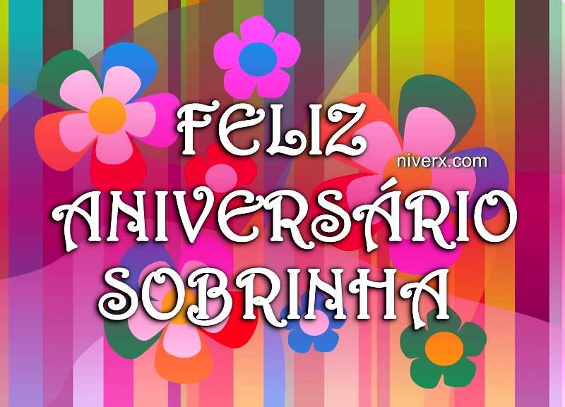 Feliz Aniversario Sobrinha Amada Pc79 Ivango