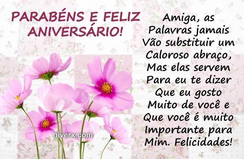 Tag Frases De Aniversario Para Postar No Facebook Para Amiga