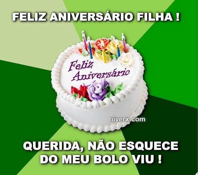 Frases Para Aniversário De Filha Celular Facebook Whatsapp Figura 1