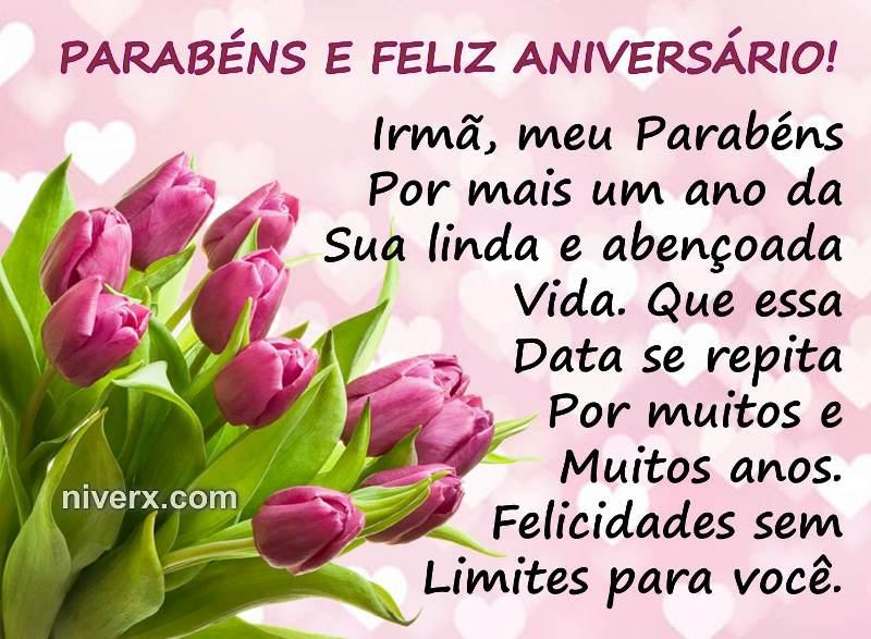Frases Para Aniversário De Irmã Celular Facebook Whatsapp Figura 5