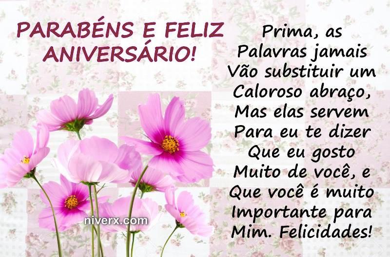 Tag Frases De Feliz Aniversario Para Prima