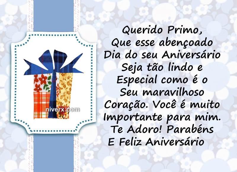 Frases Para Aniversário De Primo Celular Facebook Whatsapp Figura 3