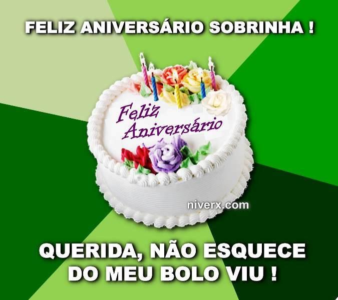 Frases Para Aniversário De Sobrinha Celular Facebook