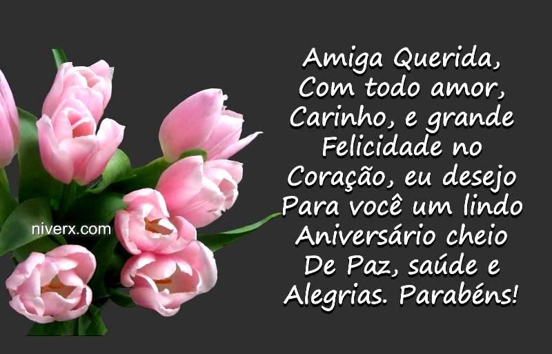 Imagens De Aniversario Para Amiga: Feliz Aniversario Mensagem De Feliz Aniversario Para Amiga